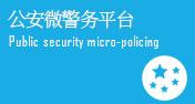 公安微警务平台